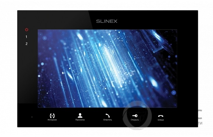 Slinex SQ-07MT black