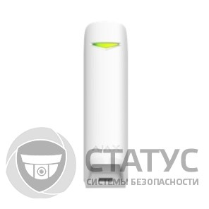 Ajax MotionProtect Curtain White Датчик штора