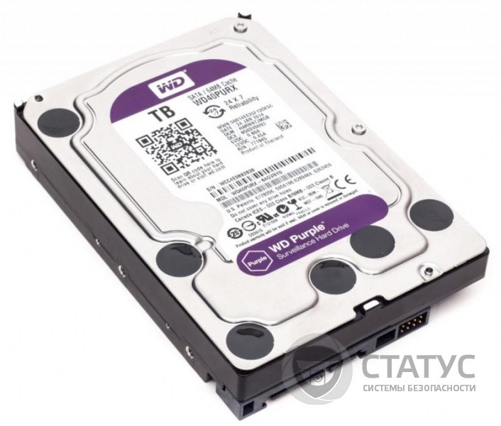 Western Digital 2TB Purple