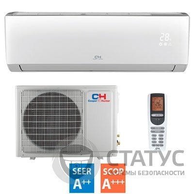 CooperHunter CH-S09FTXLA-NG Arctic Inverter with WiFi